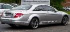 Mercedes-Benz CL – слоноподобная антилопа