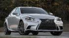 Lexus IS готов принимать заказы на себя.