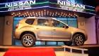 Новый Nissan Terrano, рассекречивание внешности.