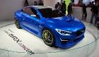 Новую версию Subaru WRX представят в ноябре.