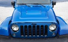 Jeep Wrangler Polar - новый современный внедорожник