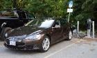 Электрокар Tesla бьет рекорды по продажам в Норвегии