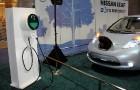 Инфраструктура для электромобилей от компании «Nissan».