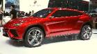 Серийный кроссовер под маркой Lamborghini Urus
