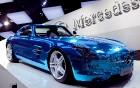 Mercedes SLS Electric Drive – электрический монстр от немецкого автопроизводителя