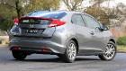 Рестайлинговый Honda Civic в кузове хэтчбек появится на рынке зимой.