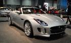 Суперкар Jaguar F-TYPE появился в России