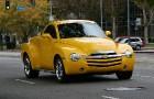 Кабриолет Chevrolet SSR