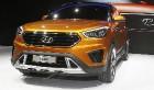 Все секреты кроссовера Hyundai ix25 стали извести до первой премьеры.