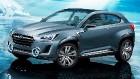 Новая модульная платформа от Subaru