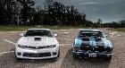 Новый Chevrolet Camaro получит двигатель от Corvette Stingray