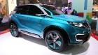 В Европе начались продажи кроссовера Suzuki Vitara нового поколения.
