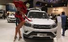 На Шанхайский автосалон запретили приглашать моделей