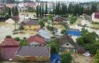 Наводнение в Сочи парализовало работу аэропорта и железнодорожного вокзала
