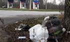 Автомобилистов будут штрафовать за выброшенный на дорогу мусор