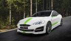 Tesla Model S с пакетом обновлений от Mansory!