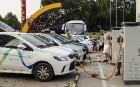 Китай ускоряет строительство сети станций зарядки электромобилей