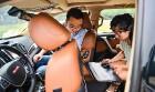 В Китае создана система для управления автомобилем мыслями