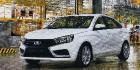 Lada Vesta – эталон безопасности на российских дорогах