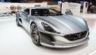 Хорватский автопром представил серийную модель Rimac Concept One
