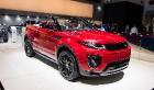 Кабриолет Range Rover Evoque Cabrio