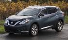 Новинка в семействе кроссоверов Nissan: стала известна стоимость Murano 2016 года