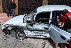ДТП в Лазаревском районе по ул. Лазарева, столкнулись Mercedes и такси Hyundai