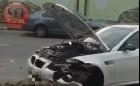 ДТП в Адлере: столкнулись BMW, Mazda и скорая помощь