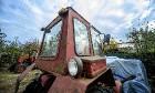 Москвич угнал трактор в кубанской станице, чтобы довести девушек до дома