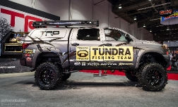 Toyota Tundra Ultimate Fishing