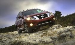Nissan Pathfinder – вездеход, следопыт и джентльмен в одном кузове