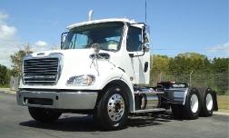 Американский тяжеловес Freightliner.