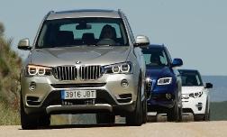 Битва «младших братьев»: BMW X3 vs Audi Q3