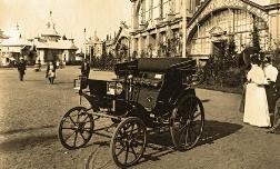 Автомобиль Яковлева и Фрезе