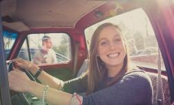 Женщины за рулем: чем она отличается от мужчины?