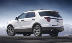 Ford Explorer - идеальный внедорожник