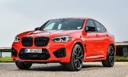 Кроссовер BMW X4 M: атлет быстрее молнии
