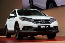 Новая Honda CR-V 4x4 (2013)
