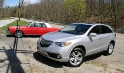 Acura RDX в новом облике