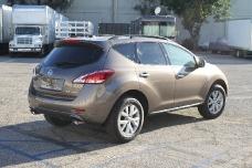 Обзор автомобиля Nissan Murano
