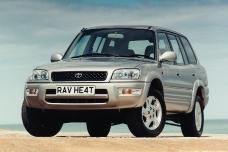 Toyota RAV4 – 20 лет! История первого в мире кроссовера.