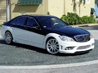 Тюнинг Mercedes S65 AMG