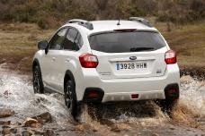 Subaru XV — компактный, хладнокровный горожанин
