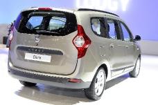 Dacia Lodgy - автомобиль для настоящего семьянина!