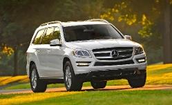 Mercedes-Benz GL350. В арьергарде вторжения на мировой рынок.
