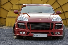Porsche Cayenne GTS  Edo Competition