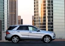 Новинка Mercedes ML 2012