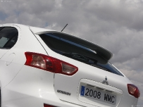 Mitsubishi Lancer Sportback X 2010