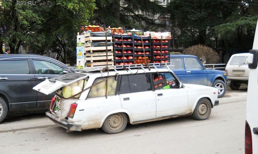 жилищным, габариты перевозки на багажнике решении того, чем
