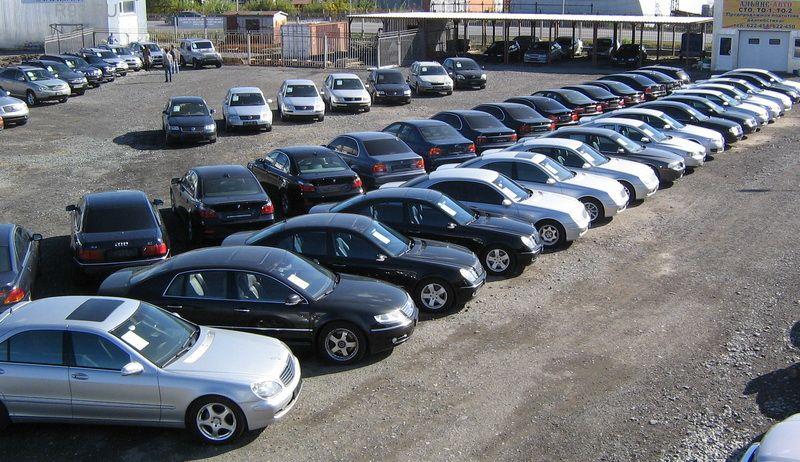 о продаже автомобилей
